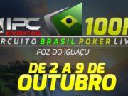 Circuito Brasil Poker Live - Iguassu Poker Club