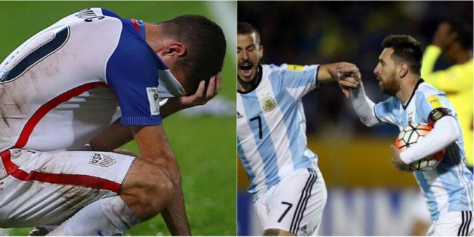 Eliminatórias da Copa do Mundo