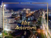 Mês aniversario Enjoy Punta del Este