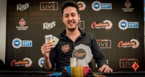 Adrian Mateos - Campeão Millions Finale - Caribbean Poker Party
