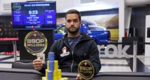 Felipe Balaban - Campeão Deuces Wild - BSOP Millions