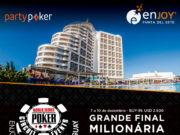 Final Milionária Enjoy Punta del Este