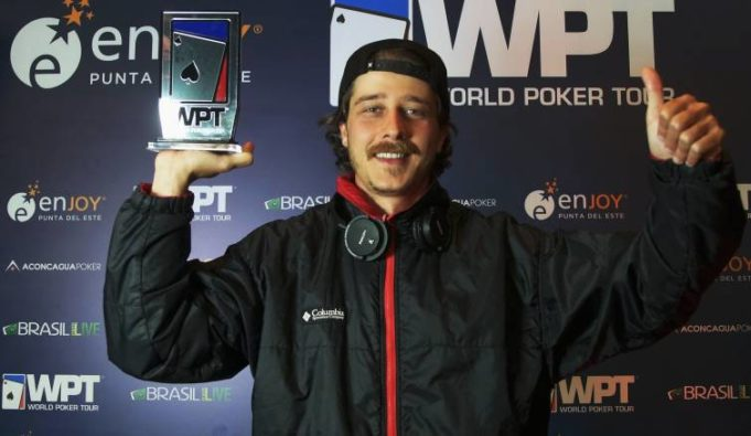 Homar Neto campeão Evento #1 WPT
