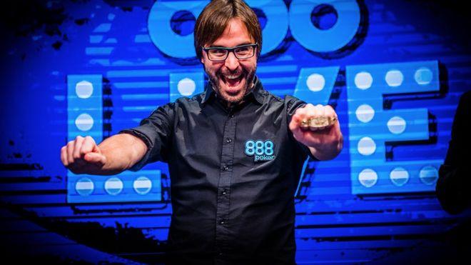 Marti Roca de Torres campeão do Main Event da WSOP Europa