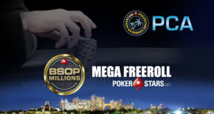 Mega Freeroll do BSOP Millions