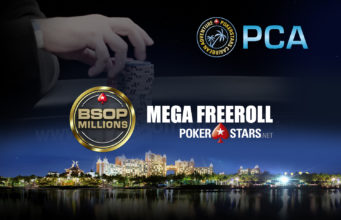 Mega Freeroll do BSOP Millions