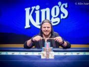 Matous Skorepa campeão do Evento #5 Colossus da WSOP Europa