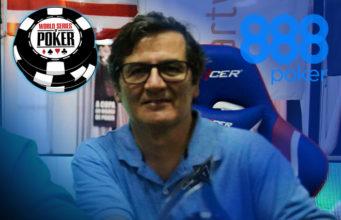 Paulo Cézar Brito vice campeão King's Cup