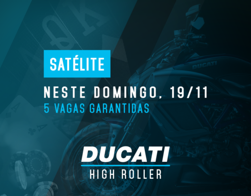 Satélite Ducati High Roller