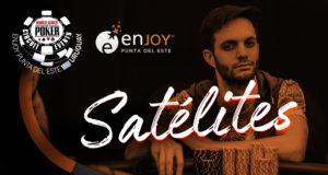 Satelites WSOP Uruguai