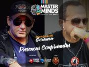 Wilson Calixto e Bruno Serafa no MasterMinds Goiânia