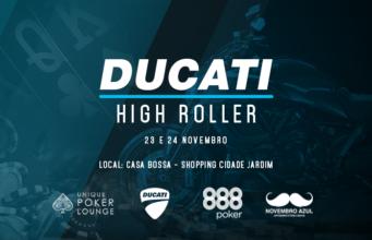 High Roller Ducati 888poker