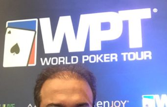 Hélio Chreem - WPT Uruguai