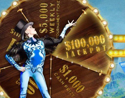 Jackpotland - 888poker