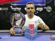 Lúcio Antunes - Campeão High Roller CPH 6 - 2017