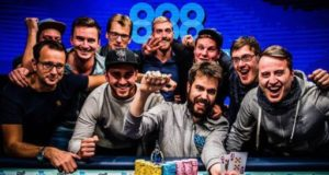 Dominik Nitsche - High Roller for One Drop - WSOP Europa