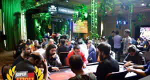 Salão Super High Roller - Casino Iguazú