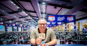 Dan Shak - Campeão Super High Roller WSOP Europa