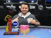 Caio Luz - Big Chance 100K - H2 Club