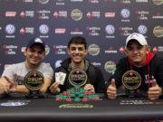 Campeões Torneio por Equipes - BSOP Millions
