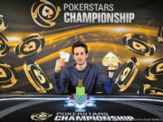 Albert Daher campeão do € 25.000 Single-Day High Roller do PokerStars Championship Praga