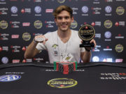 Alisson Piekazewicz - Campeão Super High Roller - BSOP Millions