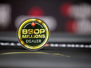 Dealer - BSOP Millions