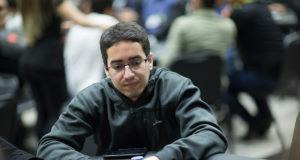 Hugo Marcelo - BSOP Millions - Créditos: Carlos Monti