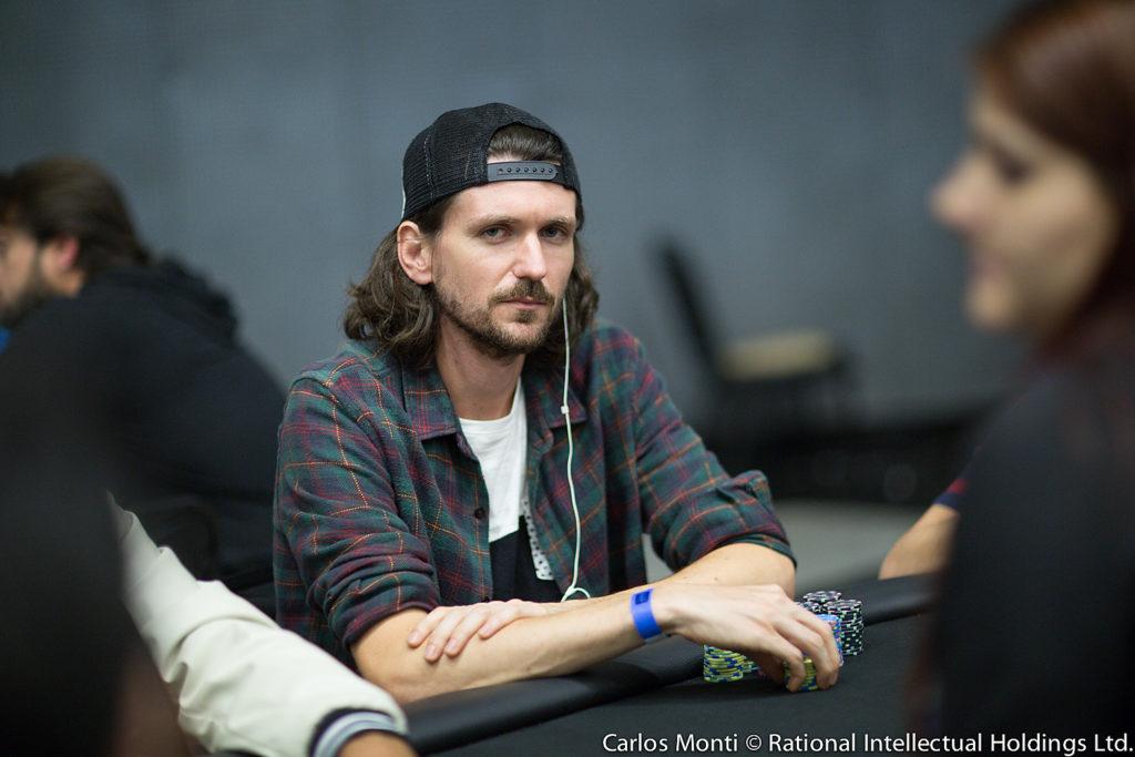 João Mathias - BSOP Millions - Crédito: Carlos Monti