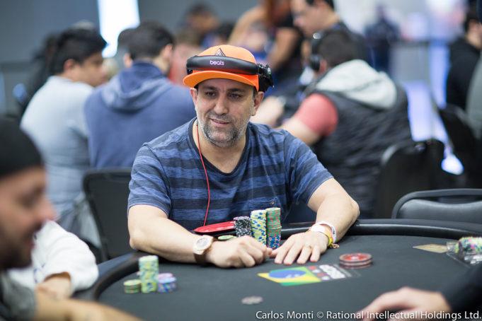 Marcelo Mesqueu - BSOP Millions - Crédito: Carlos Monti