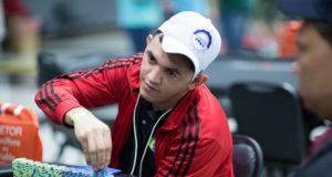 Madson Moura - BSOP Millions - Crédito: Carlos Monti