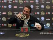 Bruno Foster campeão Turbo 4 Blinds