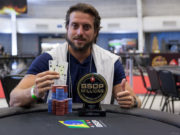 Daniel Porter - Campeão Turbo Knockout BSOP Millions
