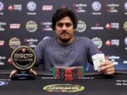 Felipe Koury - Campeão Start-Up - BSOP Millions