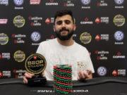 Renan Mesqueu - Campeão 6-MAX - BSOP Millions