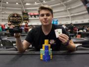 Alisson Santos - Campeão MicroStack - BSOP Millions