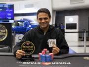 Ricardo Juca - Campeão Seniors - BSOP Millions