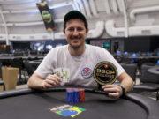 Guilherme Neder - Campeão 6 Handed Turbo - BSOP Millions