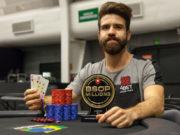 Ricardo Veloso - Campeão NLH 6-handed Turbo Knockout - BSOP Millions