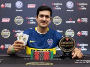 Pablo Chacra - Campeão Freezeout - BSOP Millions