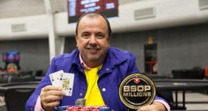 José Roberto - Campeão Last Chance Deepstack - BSOP Millions