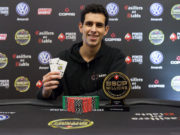 Henrique Lessa - Campeão Turbo Mega Deep - BSOP Millions