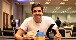 Pedro Henrique Mendes - campeão 6-max NPS Grand Final