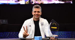 Isaac Lazera campeão NPS Grand Final