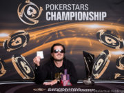 Georgios Vrakas campeão do PokerStars National do PSC Praga