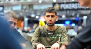 Hélio Neves - PokerStars Championship Praga