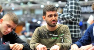 Hélio Neves - PokerStars Championship Praga