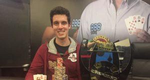 Luiz Felipe Rossini - Campeão SP Million Challenge