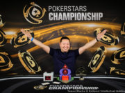 Jasper Meijer van Putten - Campeão do High Roller Single Re-Entry de € 10.300 - PokerStars Championship Praga