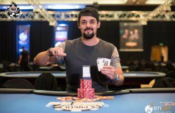 Matheus Cunha - Campeão do Turbo partypoker Single Re-Entry - WSOP Uruguai